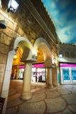 Battuta Mall is the most beautiful supermarket in Dubai Stock Photography