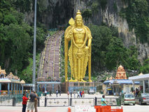 batu выдалбливает Куала Лумпур Малайзию ближайше к Стоковое фото RF