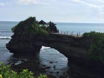 Batu Bolong, Tanah udziału świątynia Fotografia Stock