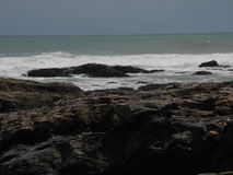 Batu Burok, Terengganu, Malaisie images stock