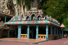 Batu Caves Royalty Free Stock Photo