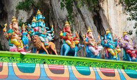 Batu Caves complex Royalty Free Stock Photography