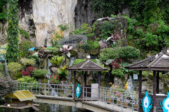 Batu caves complex Royalty Free Stock Images