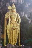 Batu Caves Hindu Shrine in Kuala Lumpur Royalty Free Stock Photography