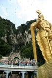 Batu caves kuala lumpur malaysia Stock Photography