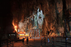 Batu Caves in Kuala Lumpur (Malaysia) Stock Photos