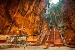 Batu Caves Royalty Free Stock Photo