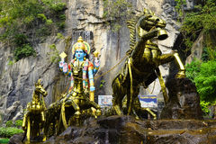 Batu Caves Royalty Free Stock Images