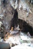 View inside Batu Caves Royalty Free Stock Image