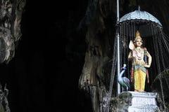 Baut Caves Indian cave temples at Kuala lumpur, Malaysia stock photo