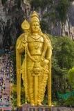 The Batu Caves Lord Murugan in Kuala Lumpur, Malaysia. Royalty Free Stock Photo