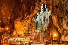 Batu Caves in Malaysia Stock Image