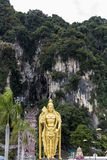 Batu Caves in Malaysia Royalty Free Stock Photography