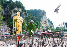 Batu Caves Stock Photo