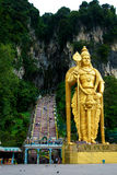 Batu caves templ Stock Photo