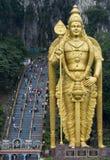 Batu caves temple, Kuala Lumpur royalty free stock image