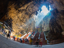 Batu Caves temple Stock Image