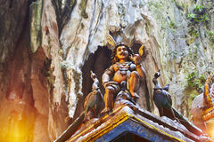 Batu caves Royalty Free Stock Image