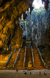 Batu Famous Cave in Malaysia Royalty Free Stock Photos