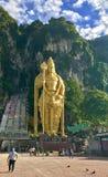 Batu grottor - Malaysia royaltyfri foto