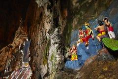 Batu-Höhlen stockbild