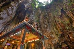 Batu Höhlen lizenzfreie stockfotografie