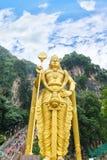 Batu höhlt Kuala Lumpur, Malaysia aus Lizenzfreie Stockfotos