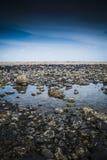 Batu Hitam Beach Stock Image