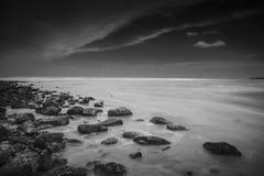 Batu Hitam Beach Stock Photography