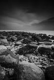Batu Hitam Beach Royalty Free Stock Photography