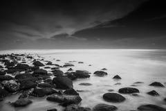 Batu Hitam Beach Stock Photos