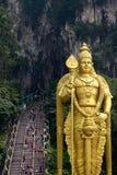 batu jaskiniowy Kuala Lumpur Malaysia blisko Obraz Stock
