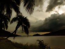 Batu jezioro Zdjęcie Royalty Free