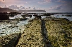 Batu payung, lombok indonesia. Wallpaper seascape landscape rock water royalty free stock photo