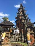 Batuan tempel i Bali Royaltyfri Bild