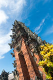 Batuan temple Bali Royalty Free Stock Image