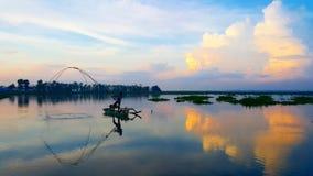 Batujai waterdam Obrazy Royalty Free