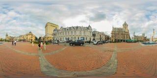 Batumi Georgia 360 Vr panorama royalty free stock photos