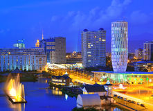 Batumi, κεφάλαιο Adjara. Στοκ φωτογραφία με δικαίωμα ελεύθερης χρήσης