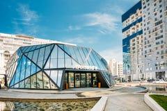 Batumi, Adjara, Georgia. Modern building of McDonalds restaurant Stock Images