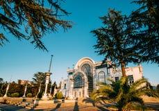 Batumi, Adjara, Georgia. State Musical Center Include Batumi Sta Stock Image