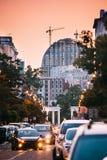 Batumi, Adjara, la Géorgie Construction et développement de moderne Image stock