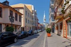 Batumi Alte Stadt Stockfotografie