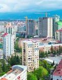Batumi architecture, Georgian Republic Royalty Free Stock Photography