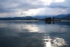 The Batumi bay Royalty Free Stock Image