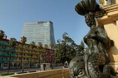 Batumi City in Adjara, Georgia royalty free stock image
