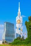 Batumi city centre Royalty Free Stock Images