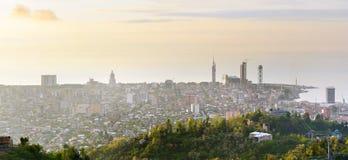 Batumi cityscape, Georgia Stock Image