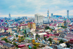 Batumi cityscape Stock Photography