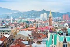 Batumi cityscape Stock Photography
